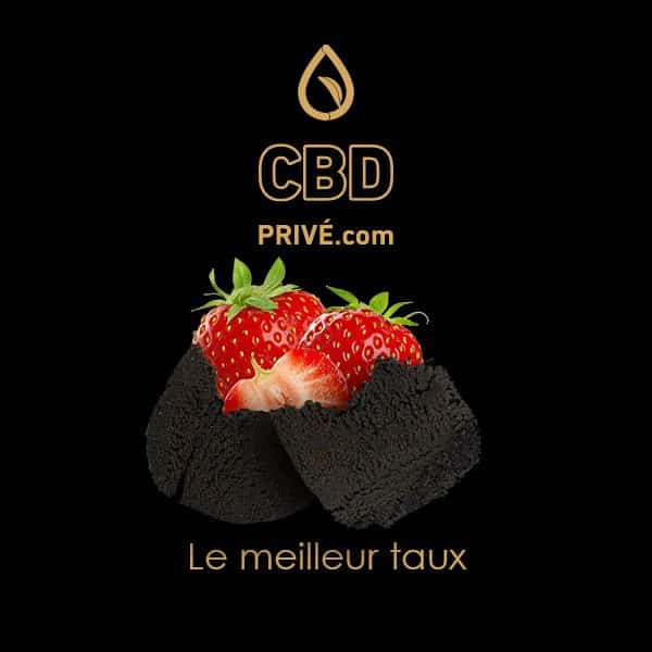 jelly strawberry fraise cbd 22