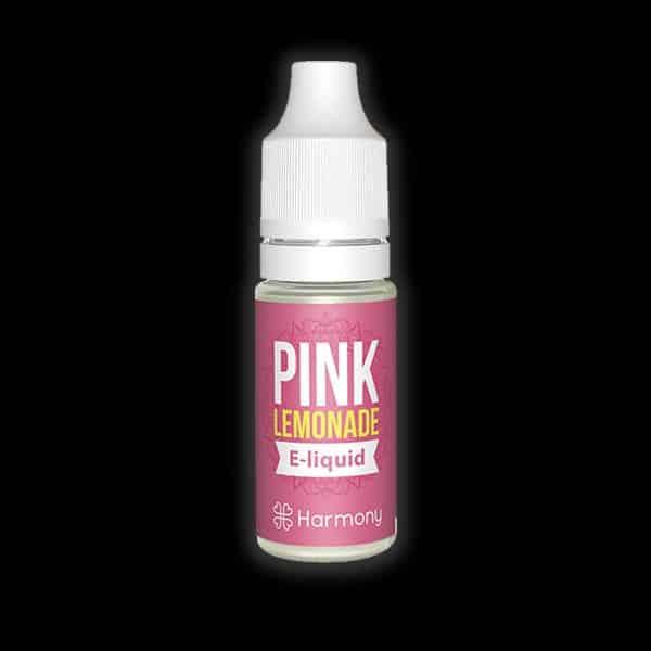 eliquide cbd pink lemonade